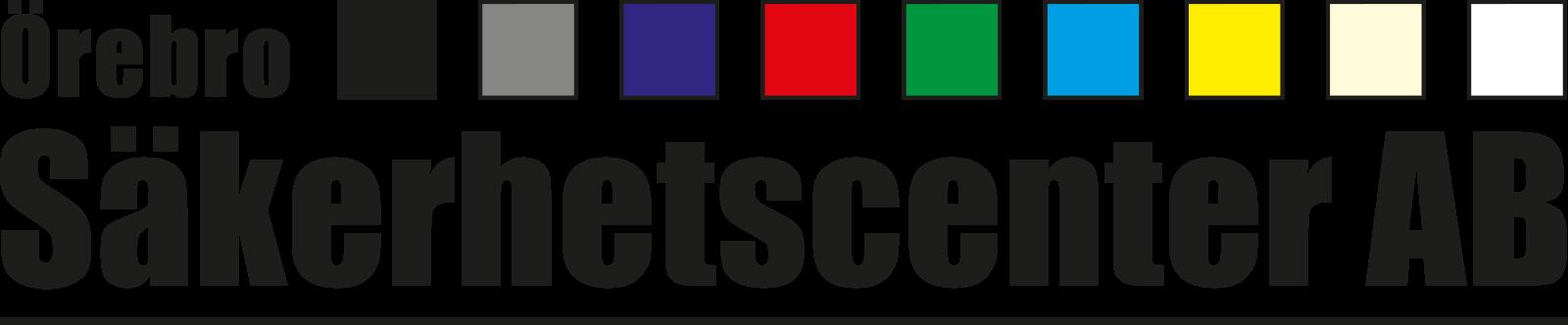 Logo - Örebro Säkerhetscenter